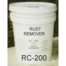 RC-200  Irrigation Rust Stain Remover