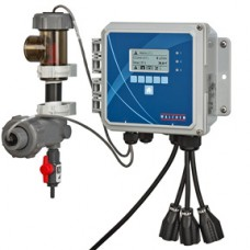 Bleed & Feed Controller w/ single biocide timer and probe with tee assy.
