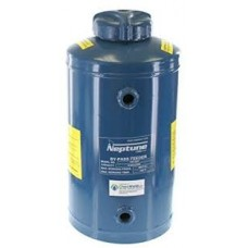 Neptune VTF-5HP  Bypass (Pot) Feeder Flat Bottom 5 Gallon